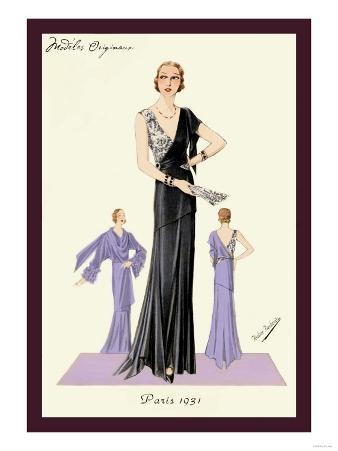 Modeles Originaur: Fashions for a Starlet