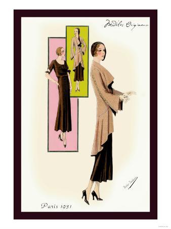 Modeles Originaur: Eveningwear