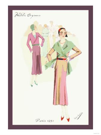 Modeles Originaur: Pastel Style