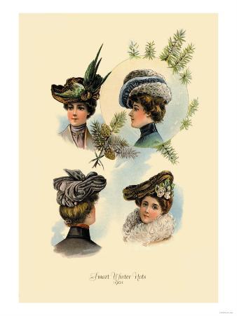 Smart Winter Hats