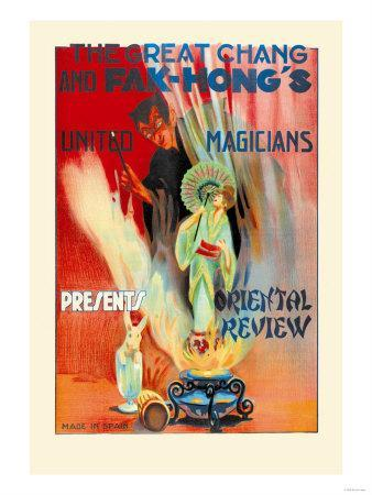 United Magicians Presents: Oriental Review