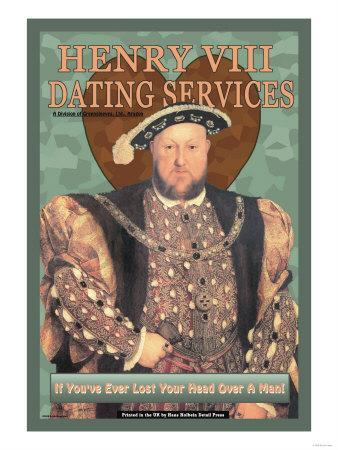 Henry VIII Dating Services
