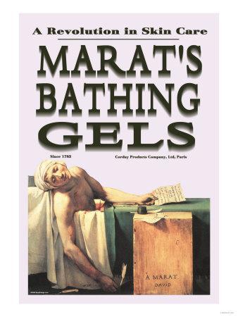 Marat's Bathing Gels: A Revolution in Skin Care