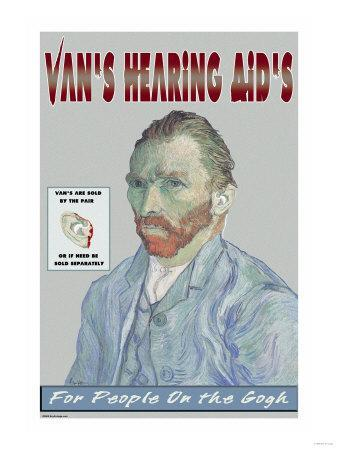 Van's Hearing Aids: For People on the Gogh