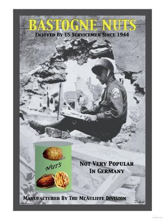 Bastogne Nuts