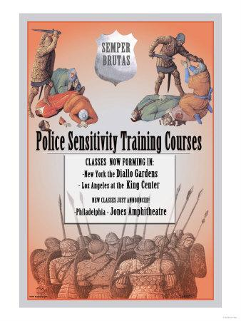 Police Sensitivity Training Courses
