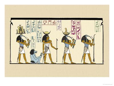 Thoth, Lord of Writing