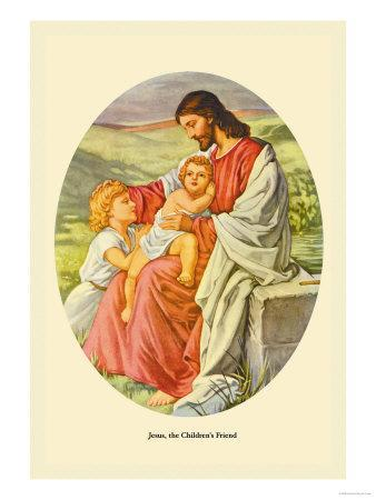 Jesus, The Children's Friend