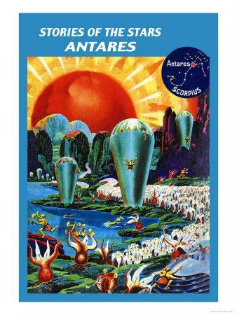 Stories of the Stars, Antares