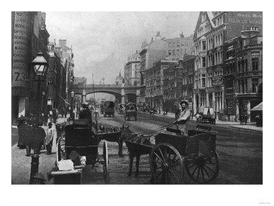 Farrington Street, London