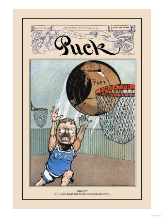 Puck Magazine: Goal!