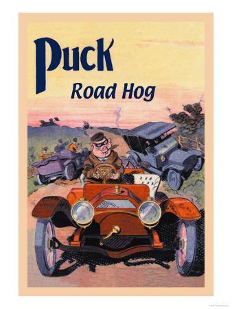 Puck, Road Hog