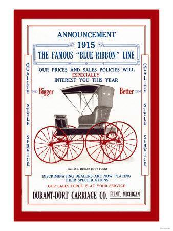 The Famous Blue-Ribbon Line
