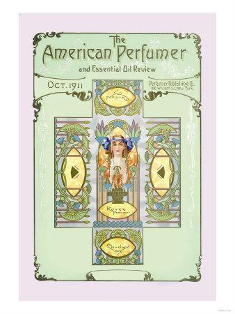 American Perfumer and Essential Oil Review, October 1911