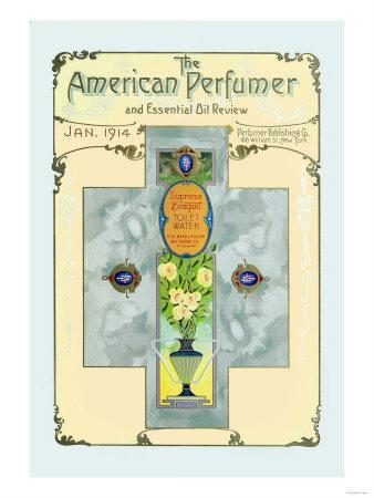 American Perfumer and Essential Oil Review, January 1914