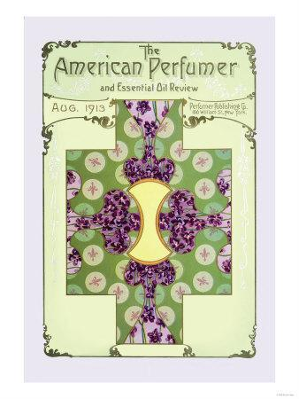American Perfumer and Essential Oil Review, August 1913