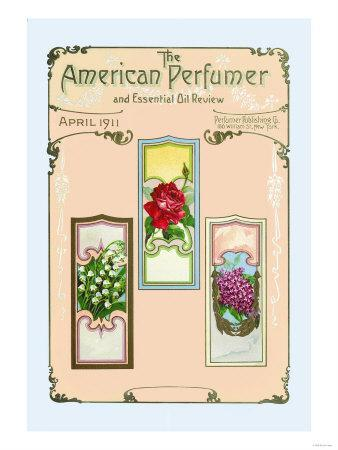 American Perfumer and Essential Oil Review, April 1911