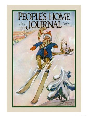People's Home Journal: January 1926