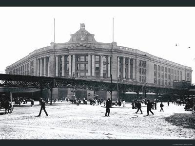 South Street Station, Boston