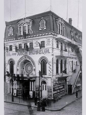9th and Arch Museum, Philadelphia, Pennsylvania