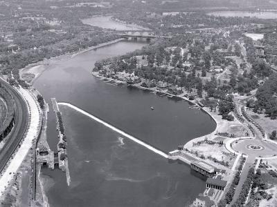 Aerial Shot of Philadelphia, Pennsylvania