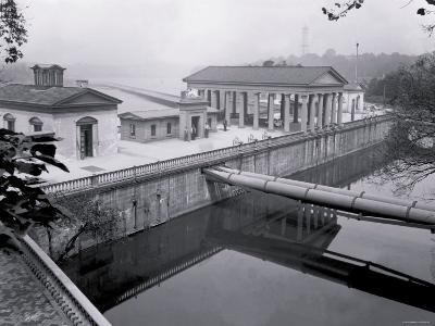 Philadelphia's Fairmount Waterworks