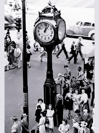 Reading Terminal Clock, Philadelphia, Pennsylvania