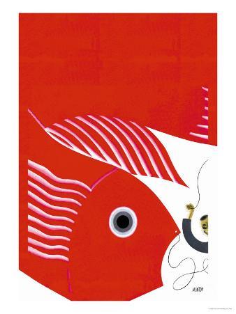 The Fish-Kite No Title