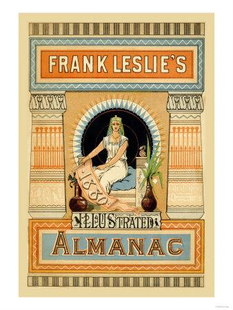 Frank Leslie's Illustrated Almanac: Egypt, 1880