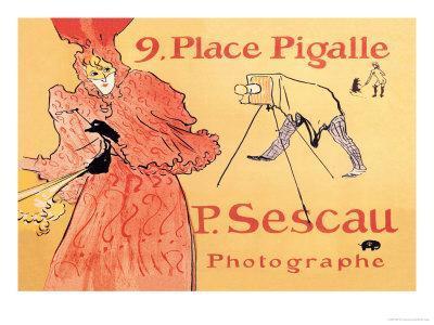 P. Sescau: Photographe