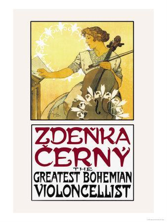 Zdenka Cerny: The Greatest Bohemian Violoncellist