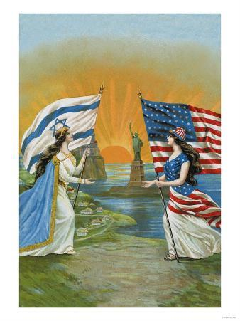 Jewish and American Friendship