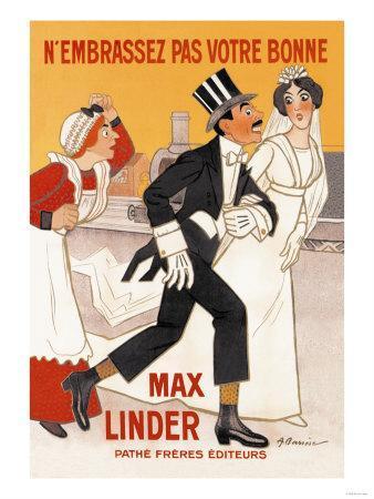 Max Linder Movie Poster