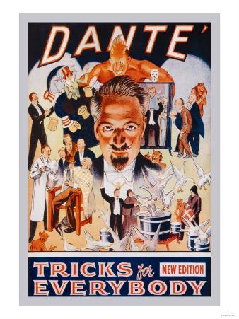 Dante: Tricks for Everybody