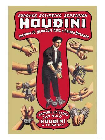 Houdini: The World's Handcuff King and Prison Breaker