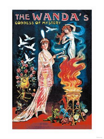 The Wanda's Goddess of Mystery