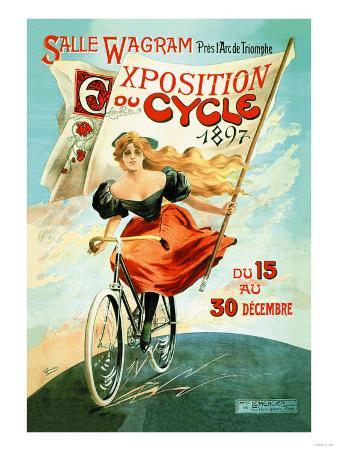 Bicycle Exhibition, c.1897