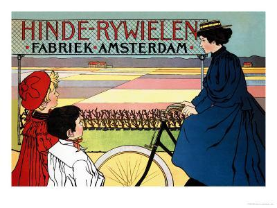 Hinde-Rywielen Factory in Amsterdam