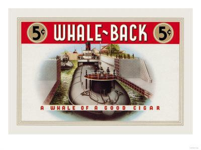 Whale-Back Cigars