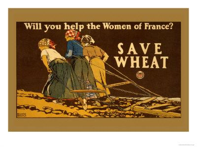 Save Wheat