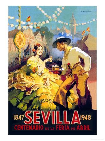 Sevilla Centenario de la Feria de Abril