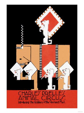 Charles Prelle's Animal Circus