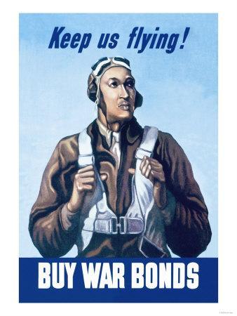 Keep Us Flying, Buy War Bonds