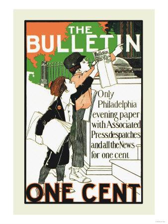 The Bulletin, One Cent