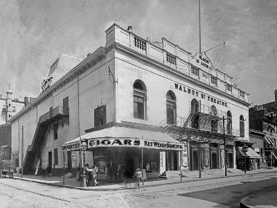 Walnut Street Theater, Philadelphia, Pennsylvania