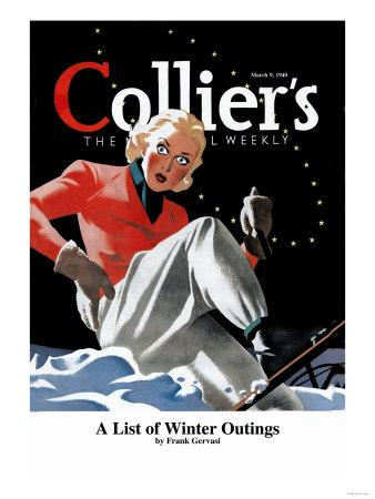 Collier's: A List of Winter Outings