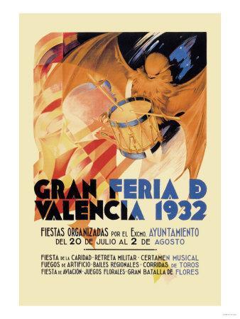 Gran Feria de Valencia 1932