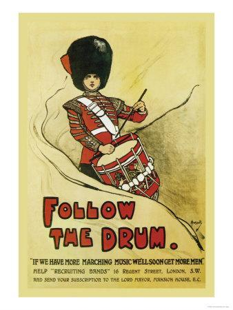 Follow the Drum