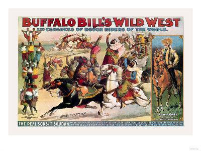 Buffalo Bill: The Real Sons of the Soudan