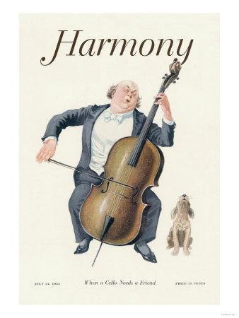 Harmony: When a Cello Needs a Friend